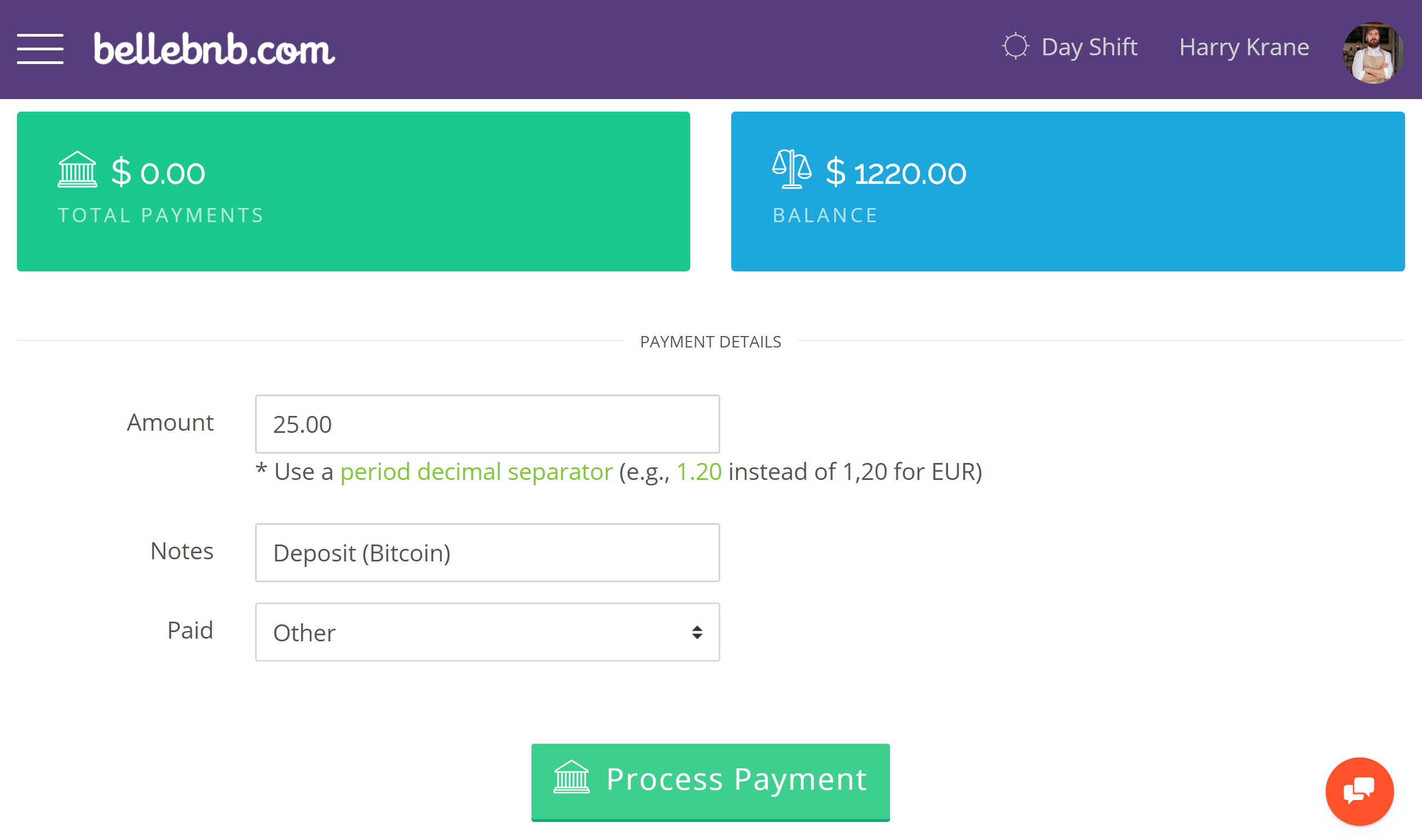 hotel Payments Workflow Hotel Payment Gateways Part I: Bellebnb Concepts You can connect your Payment Gateway to process live credit card payments directly from your Front Desk manager. Before you do this, you should be familiar with a few definitions and concepts found in this blog post. Hotel Management Software in the Cloud