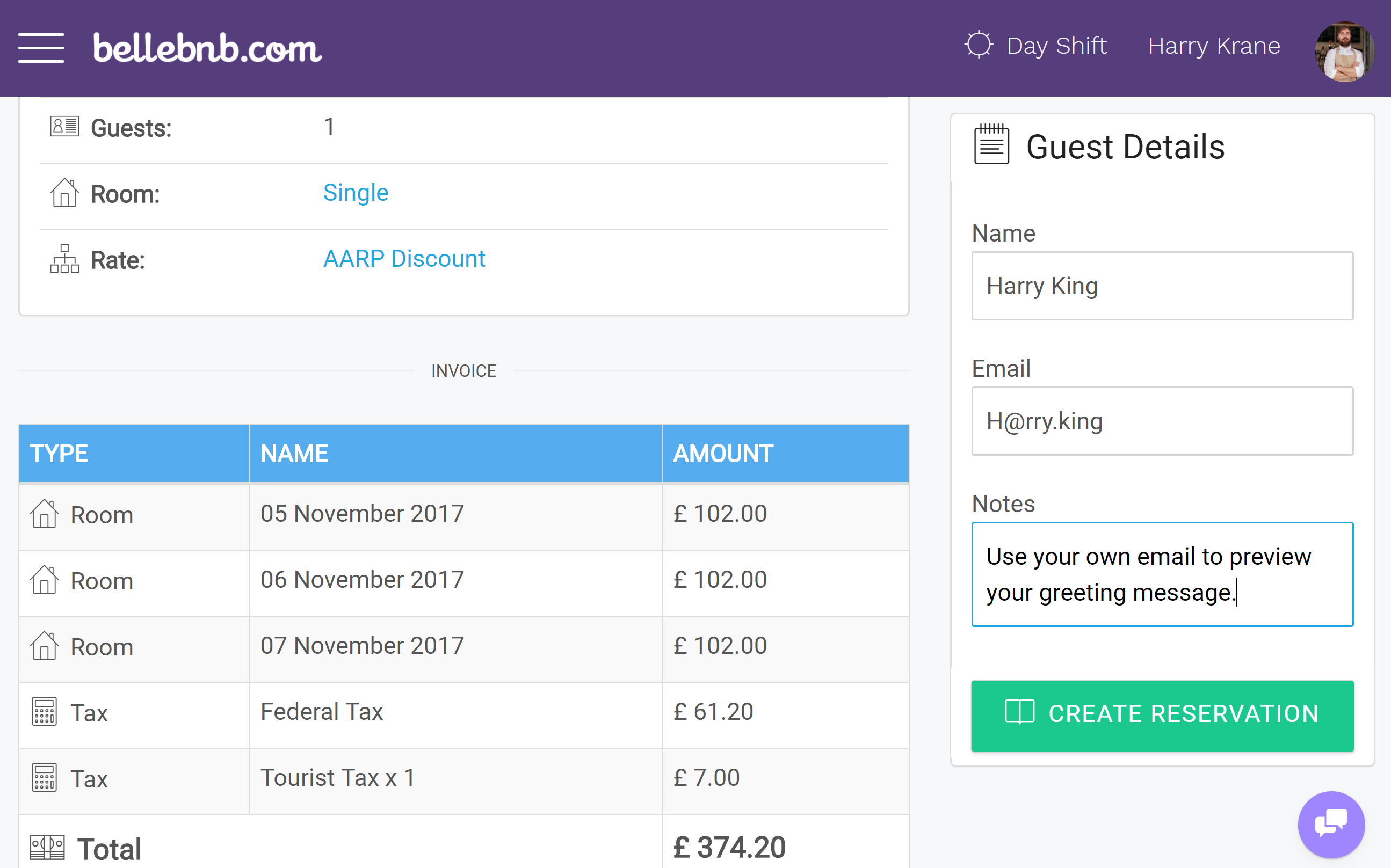 Hotel CRM Customer Relationship Management, Hotel Management HTML Emails You can now create custom emails for your daily hotel activities. You can create a custom message for new reservations, check-outs, and cancellations. Edit your messages in HTML to send out automatically as part of your bookings flow..