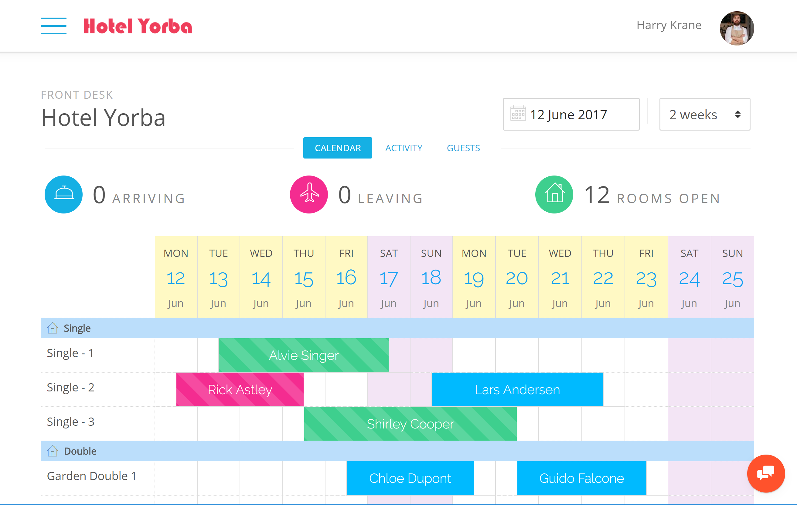 Hotel PMS Software Features. Sell more rooms, improve revenue per booking, and encourage repeat visitors. Bellebnb is a complete property management system for your Hotel. Sign up for free!