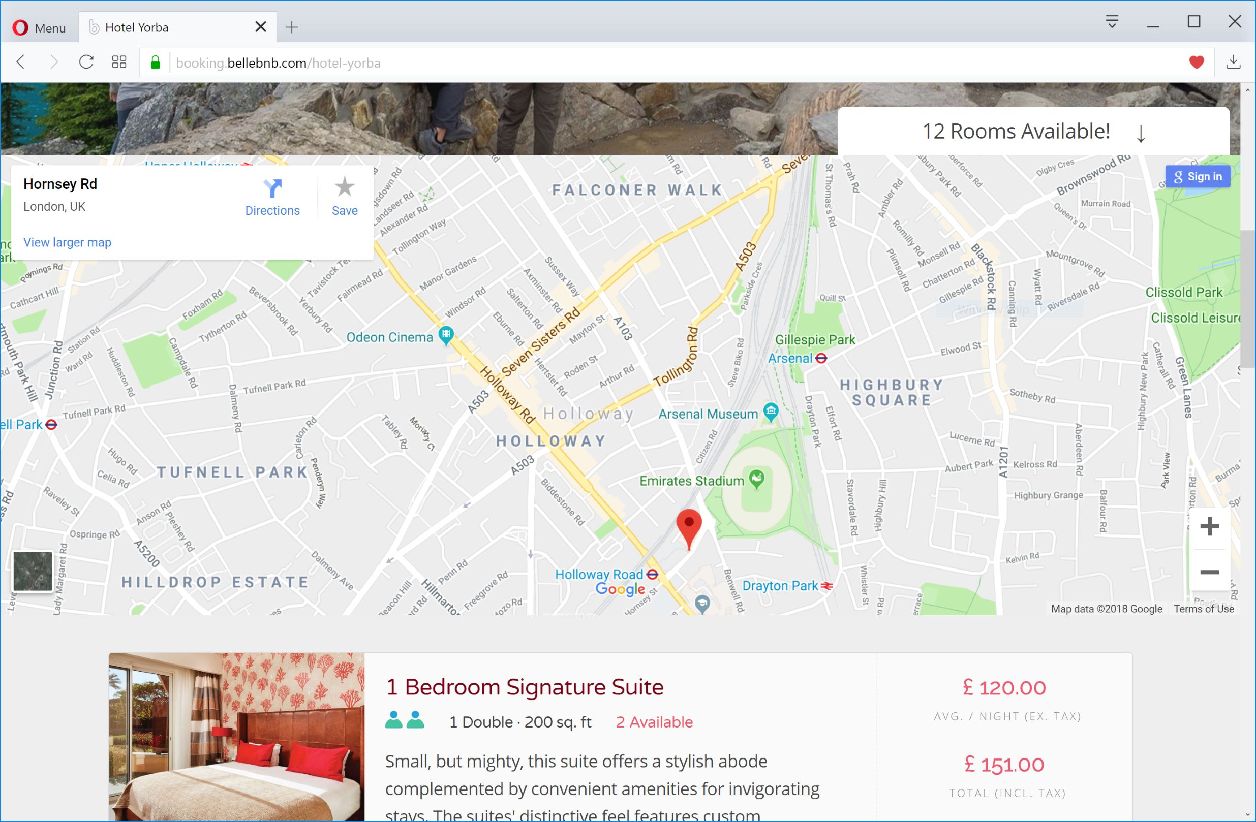 Hotel PMS Software a Google Map added to your Booking Engine ties everything together quite nicely. Not only that, it makes it easier for your guests to find you after they book, and even helps you sell your room during the booking process by highlighting attractions available in and around your hotel.