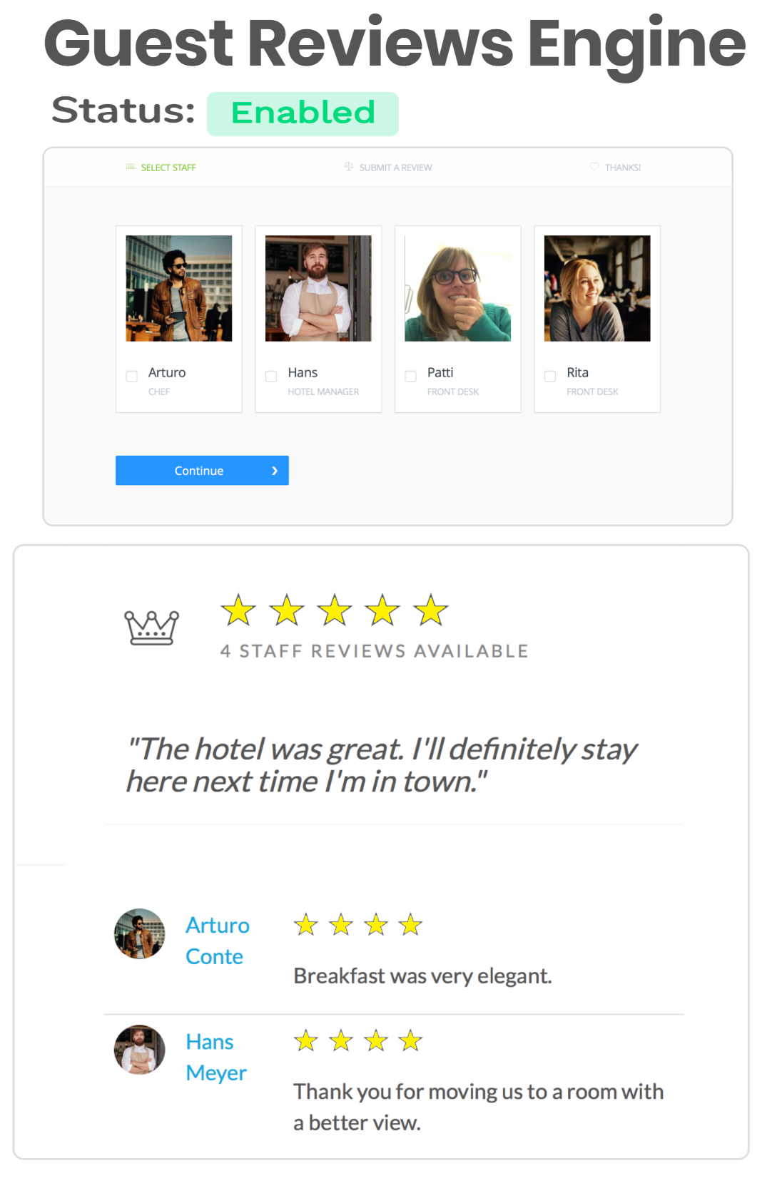 Hotel staff Guest Reviews | hotel staff Guest Comments and Resort Reviews