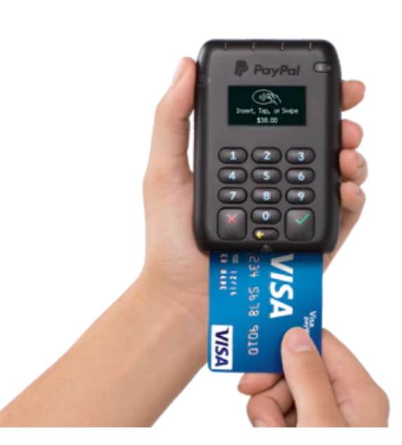 Paypal Hotel Hardware Swipe Terminals, Hotel Credit Card Swipe Reader, Hotel Payment Terminals for Hotel, Hostel, B&B, Vacation Rental, Farmhouses, Villas, Rental Apartments, flats, Boutique Hotels, Agriturismo.